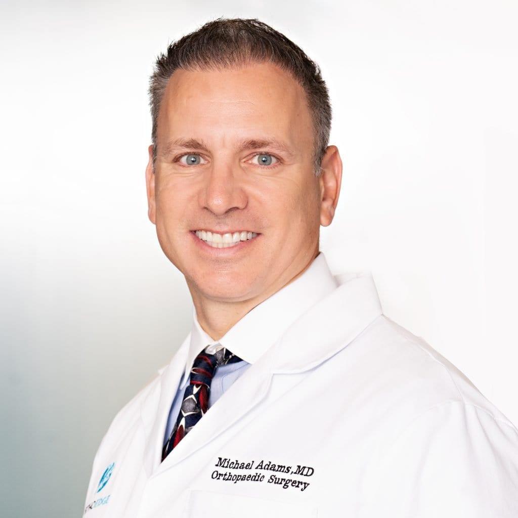 headshot of Dr. Mike Adams