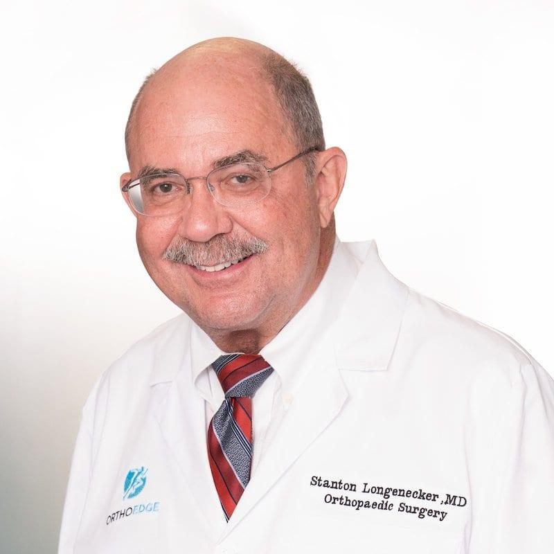 headshot Dr. Stanton Longenecker